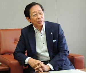 岡本毅・東京ガス相談役