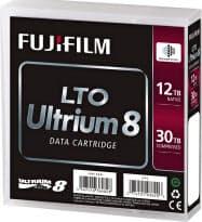 富士フイルムは「LTO Ultrium」規格の第8世代に対応した「FUJIFILM LTO Ultrium8 データカートリッジ」を2日に発表した