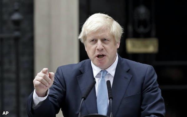 解散総選挙となった場合、英国が欧州連合(EU)を離脱するまで3週間ほどしかないなかで実施することになる=AP