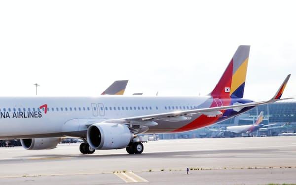 アシアナ航空買収の優先交渉者は11月に決まる