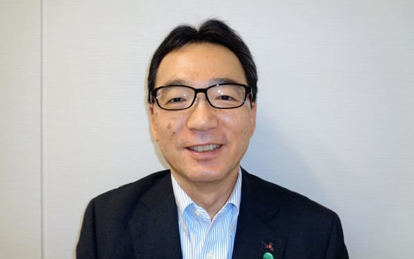 三菱電機の藤田正弘常務執行役開発本部長