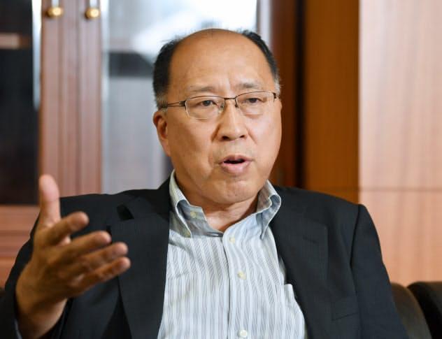 就任から2期目に入った金融庁の遠藤俊英長官