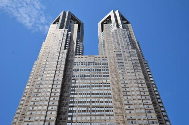 19年度中に都内2カ所で実証実験をする(東京都庁)