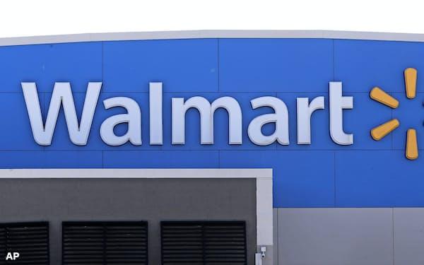 ウォルマートは銃弾の販売を取りやめる=AP