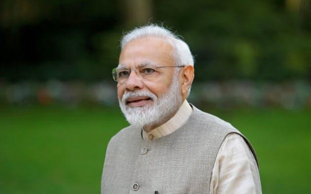 インドのモディ首相は抜本的な経済改革に取り組む時にきている=ロイター