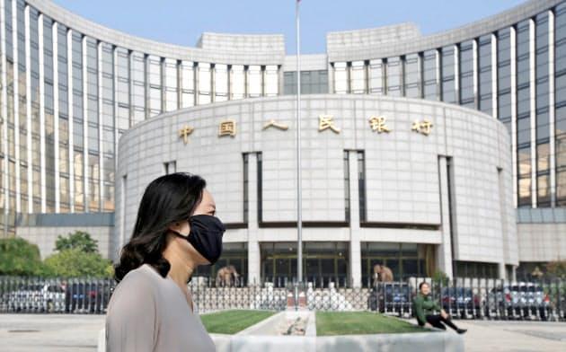 中国人民銀行はフィンテック戦略に積極的だ=ロイター