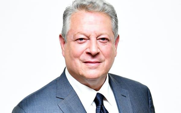 アル・ゴア元米副大統領