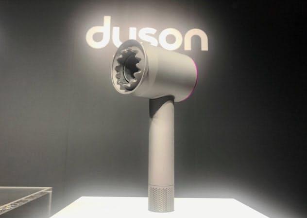 ダイソンが発売した低温ドライヤー「スーパーソニック イオニック」
