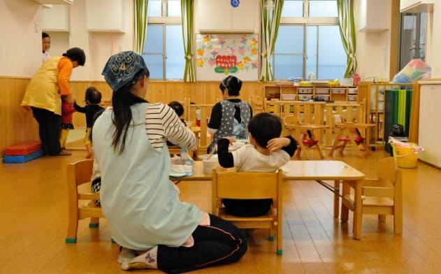 グローバルキッズCOMPANYが設置・運営する企業主導型保育所(東京都足立区)