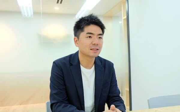 ギフティの太田睦・最高経営責任者