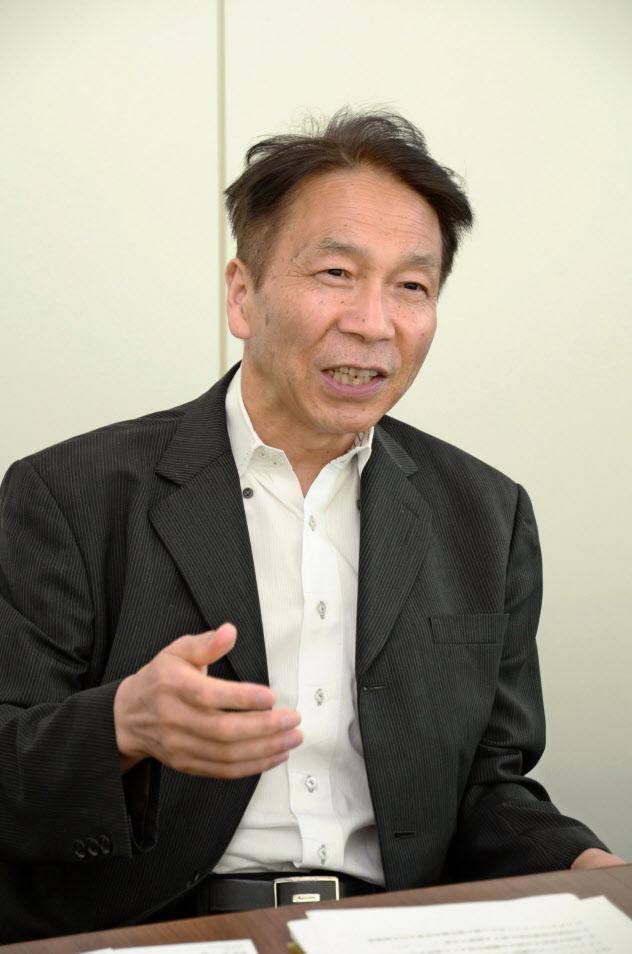 日本経済研究センターの岩田一政理事長