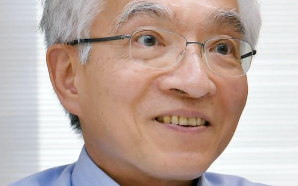 プリンストン大の清滝信宏教授
