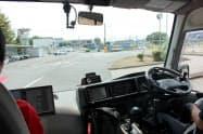 自動運転のバスなど実証実験は各地で取り組みが広がっている