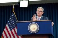 米連邦準備理事会(FRB)の金融政策に注目が集まる(ワシントン)=ロイター
