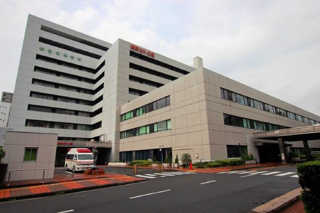 広尾病院は引き続き災害医療の拠点を担う(東京都渋谷区)