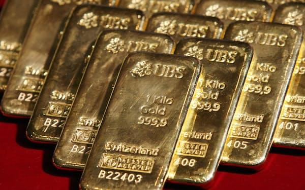 金は新興国だけでなく欧州でも最高値をつけた