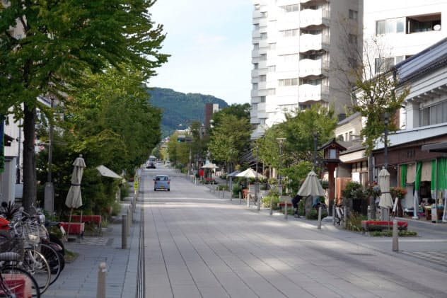善光寺の門前町にIT産業を集積させる(長野市)