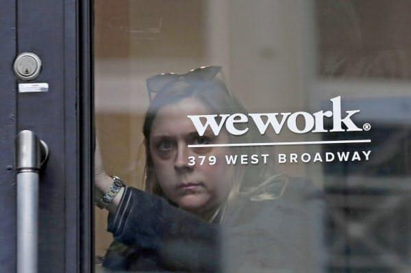 ウィーカンパニーはシェアオフィス「WeWork」を運営する=ロイター