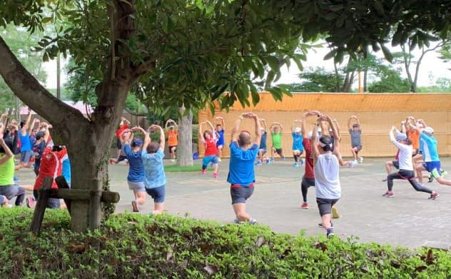 自立した地域クラブにトップランナーはもちろん、健康志向や楽しみ重視のランナーも集まる