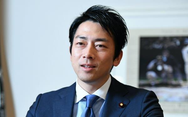 環境相での初入閣が決まった小泉進次郎氏