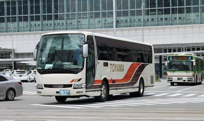 金沢駅 高速バス