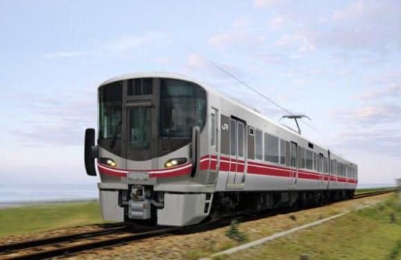 七尾線の新車両のイメージ