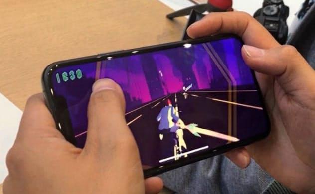 ゲームの映像が美しくなるよう画像処理の能力を高めた