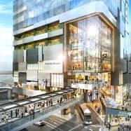 40代以上が利用しやすい商業施設を目指す新たな「東急プラザ渋谷」(写真はイメージ)