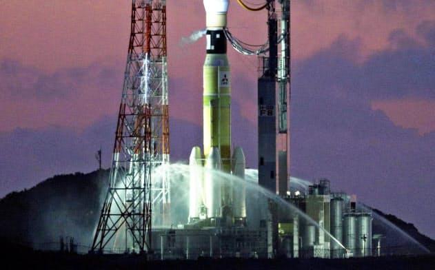 三菱重、ロケット火災は断熱材発火が原因と発表