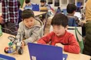 2020年度の必修化を前にプログラミング教育に参入する企業が増えている