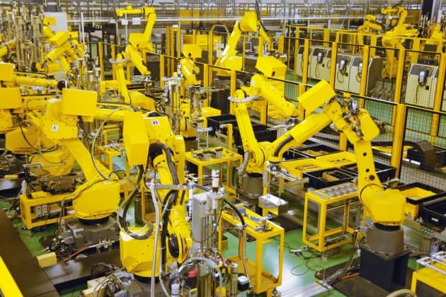 機械の稼働データ クラウドで安全に管理