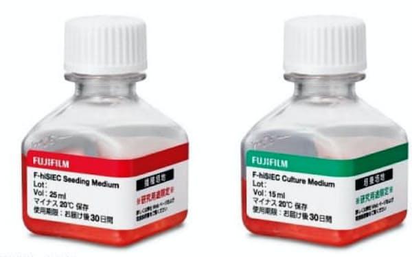 富士フイルムが発売したヒトiPS細胞由来の腸管上皮細胞「F-hiSIEC」