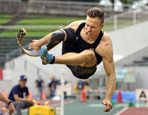 自己ベストは8メートル48。五輪でも金メダル争いが可能なレベルだ