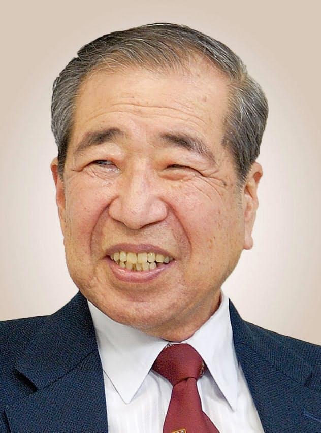 大阪大学の岸本忠三特任教授
