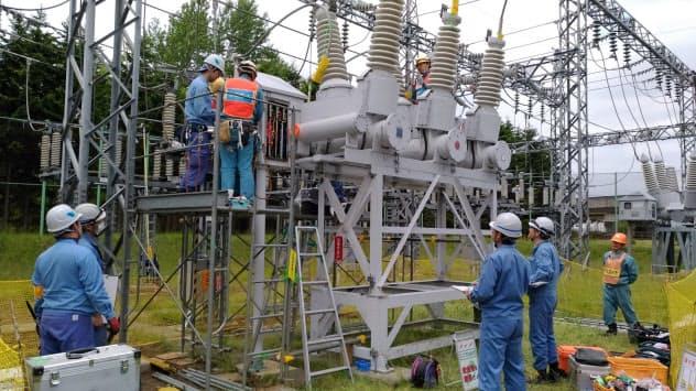 北海道電力は電力設備の点検作業などに無駄な点がないか一から洗い直している