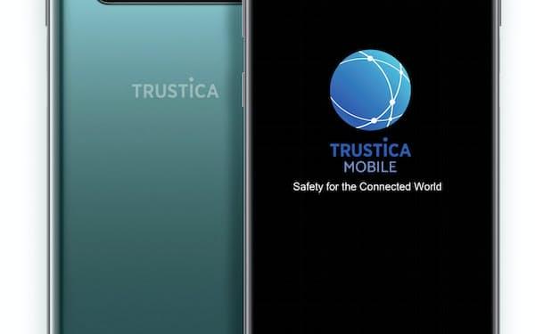 ブループラネットのソフトウエアを韓国サムスン電子のギャラクシーに搭載する(画像はイメージ)