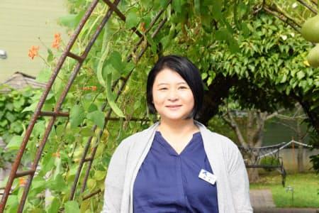 「ふゆみずたんぼ」のプロジェクトリーダーを務めている(恵庭市の「えこりん村」)