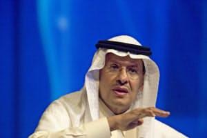 サウジアラビアのアブドルアジズ・エネルギー相は就任早々、石油施設への攻撃を受けた=AP