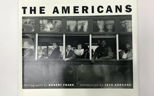 代表作である写真集「アメリカ人」(2008年、シュタイデル社刊)