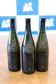 千歳盛酒造と金紋秋田酒造のブレンド日本酒は洋食に合うという