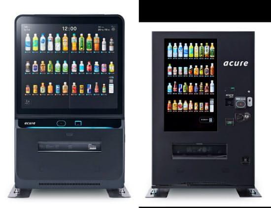 JR東日本管内の駅に設置が進む最新型の「イノベーション自販機」