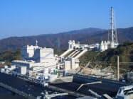 福井県敦賀市の敦賀火力発電所
