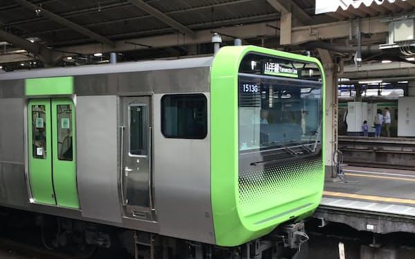 山手線は11月16日の午後4時ごろまで大崎―東京―上野間で運休する