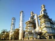 パラキシレンは中国の増産で余剰感が強まっている(コスモ石油と韓国石油大手の合弁会社が運営する韓国のプラント)