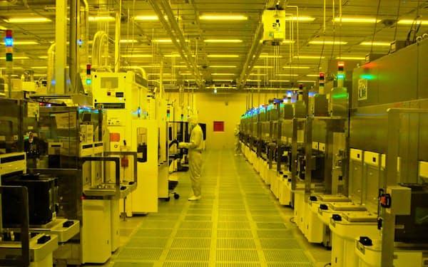 ソニーの熊本工場では半導体センサーのフル生産が続く