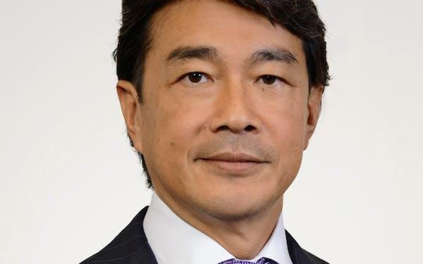 KKRジャパンの平野博文社長
