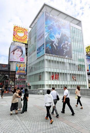 大阪・ミナミの繁華街が価格・上昇率ともに大阪圏でトップに(大阪市中央区)