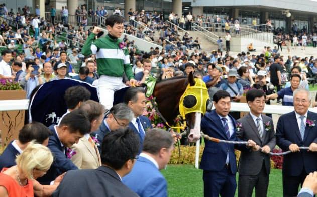 日韓対立、韓国競馬界に飛び火 日本馬不在で困惑も