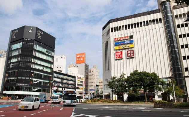 福岡・札幌など4都市、基準地価が6.8%上昇