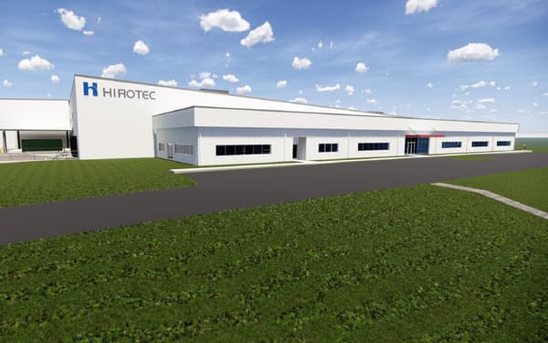 米国で初めて自動車部品の工場を建てる(写真はイメージ)